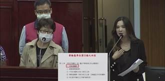 關台風波  應曉薇要求捍衛中天員工權益 柯市府局長允諾