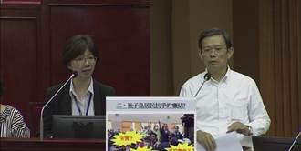 議員指社子島開發政治化 反開發團與反南鐵同批人