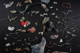 太誇張 淡水河口外海垃圾密度高於全球平均90倍