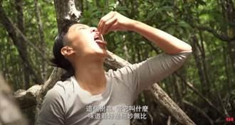 吃貨挑戰台灣另類食材  豬牙齦、辣椒珍奶吃下肚很療癒