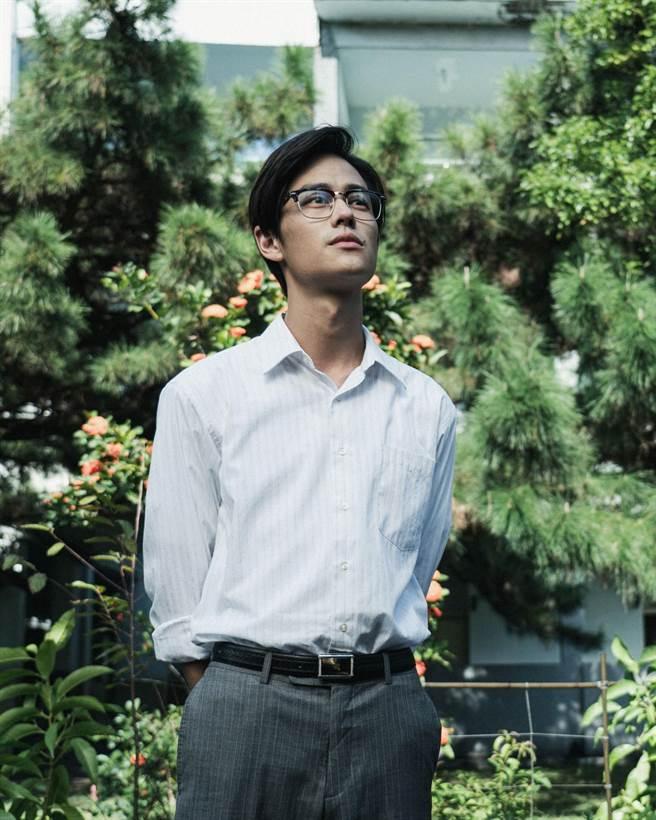 夏騰宏在《返校》影集飾演60年代讀書會事件主人翁「張老師」。(公視提供)