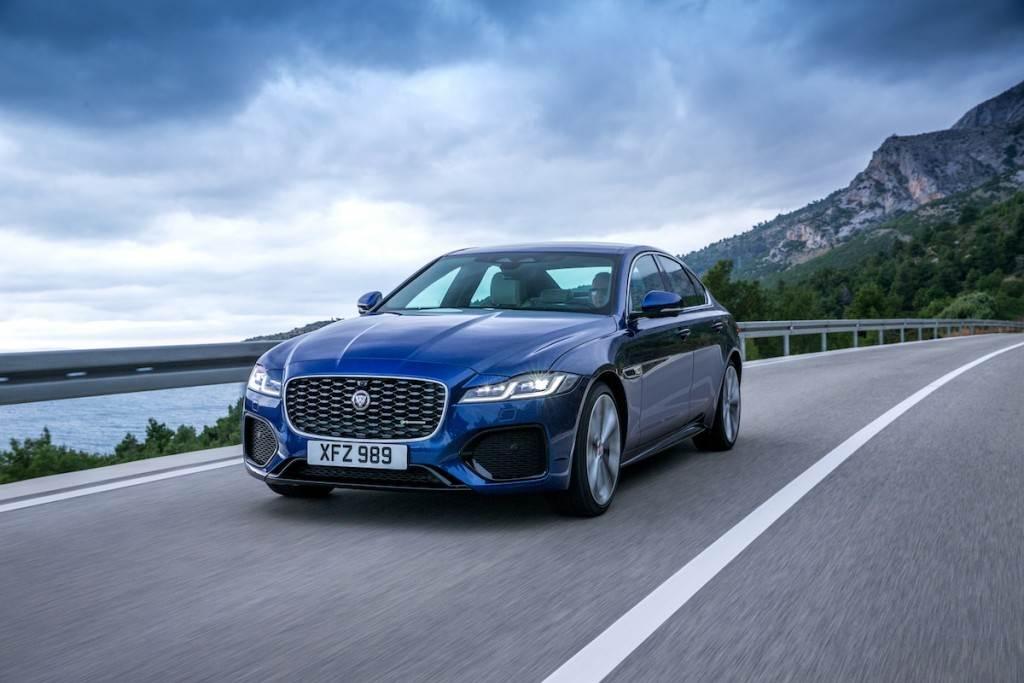 導入柴油 MHEV 技術、升級 EVA 2.0 電子架構,Jaguar XF Saloon/Sportbrake 小改款問世