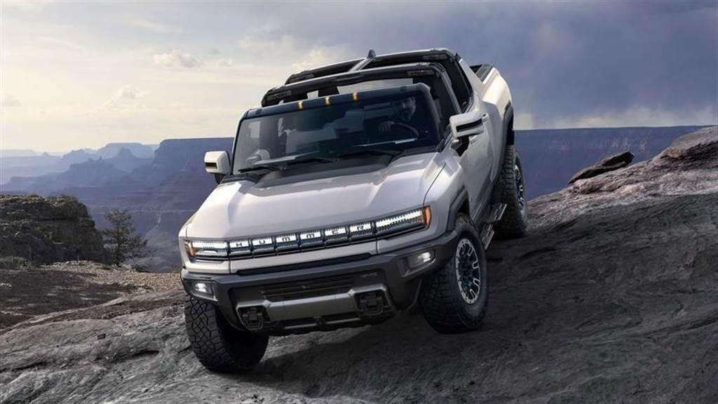 200kWh 超大電池!電動悍馬車 2021 年上市,頂規售價 323 萬元