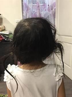 爸爸幫女兒洗頭…媽一看超傻眼「橡皮筋沒拆」 網笑瘋
