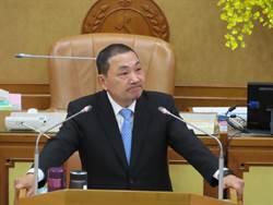 新北市議員要求市長對斐濟衝突表態 侯友宜:譴責暴力