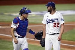 MLB》柯蕭揚眉吐氣 季後賽201K史上第二