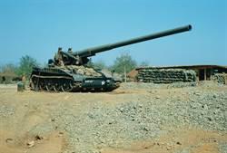 美国陆军曾经的超级巨炮:M107自走加农炮