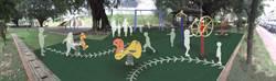 「台中美樂地」今年續改善53座公園   西區、南屯區10座開工