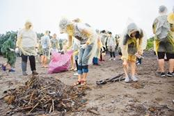 淡水河外海 垃圾密度逾全球平均90倍