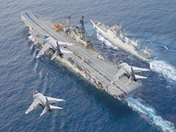 牽制陸 澳洲加入美日印海上軍演