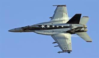 影》美海軍F-18載彈墜毀南加州 引發野火
