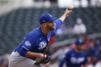 MLB》去年退賽錯過道奇奪冠 普萊斯今年想投球
