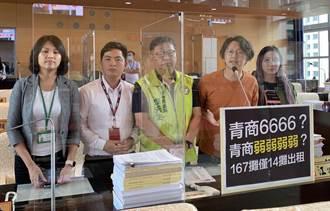 江肇國要求重新檢討青商6666 經發局:生意不好有其背景