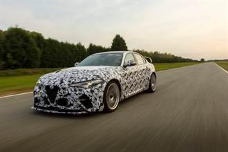 Alfa Romeo與Sauber F1團隊合作開發Giulia GTA空力設計 並由Kimi Räikkönen與Antonio Giovinazzi親自測試