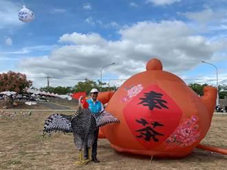 「有壺同享」展現客庄熱情!苗栗市風箏美食節周末登場