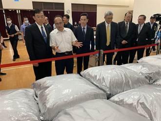 跨縣市合作 檢警破獲毒咖啡製造工廠