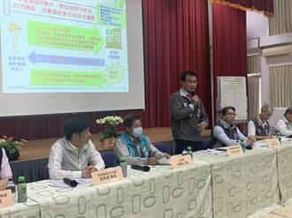 停灌補助開跑 農委會強調:口頭約農民可持切結書申請