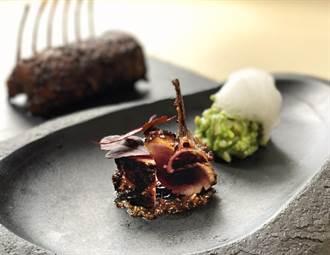 江振誠「漢方」入饌 最漢訂位RAW餐廳新菜上桌