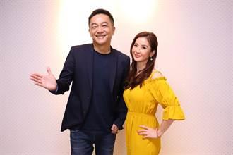 陳小菁臉書直播出現大來賓 網驚:旁邊那個好像陳昭榮?