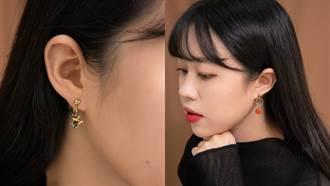萬聖節小心機跟上了嗎?台灣品牌推應景耳飾搗蛋也可愛