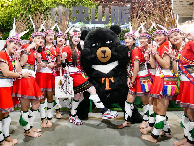 「2020ITF台北國際旅展」現場會有各種文化觀光體驗活動。(圖/台灣觀光協會)