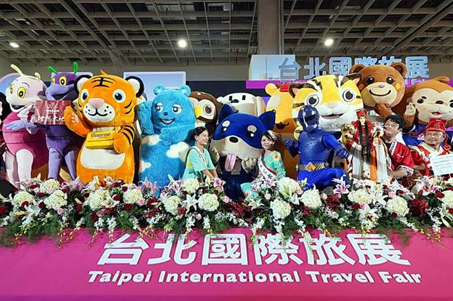「2020ITF台北國際旅展」為後疫情時代全球規模最大的實體旅展,主辦單位馬今年將展覽「主題樂園化」與「嘉年華會化」,以各種活動吸引民眾進場。(圖/台灣觀光協會)