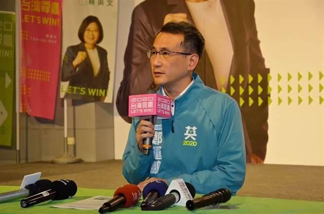鄭運鵬表示,林為洲從扛中保台的2個提案、國民黨黨名去中國,到現在說中國若施壓就不往來,這些對國家有利,也都支持,希望林為洲的方向是國民黨的主流路線。(報系資料照)