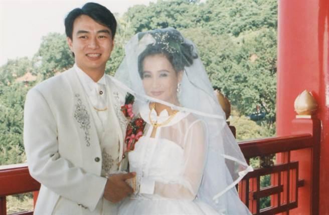 馬妞與馮光榮本應是電視圈神仙眷侶,但真實中卻沒能成為公主王子,而是成了驚世夫妻。(中時資料照片)
