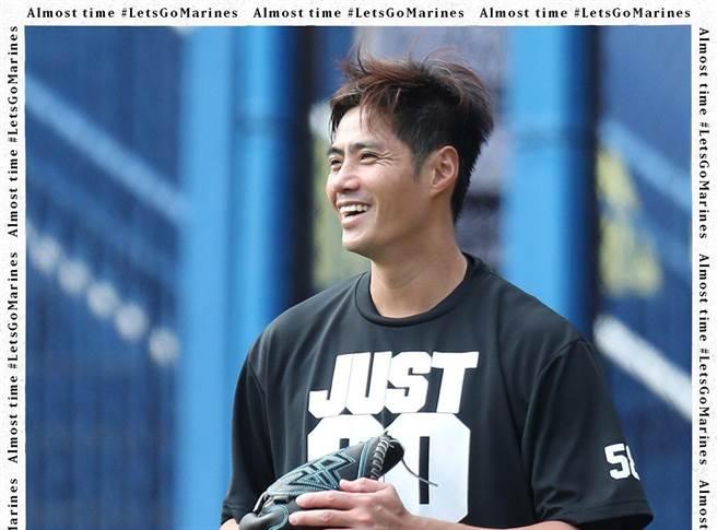 陳偉殷在羅德第2場先發對上西武獅,前6局僅失1分。(截自羅德官方IG)