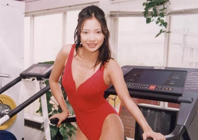 陳綺明當年爆拍性愛影帶打傷前夫下體,左乳露點5分鐘被封離奇。 (張兆輝攝)