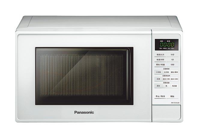 大葉高島屋推薦Panasonic微電腦微波爐20L,原價4190元,特價3290元。(大葉高島屋提供)