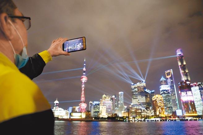 以長三角區域來說,上海將發揮帶動作用。(中新社資料照片)