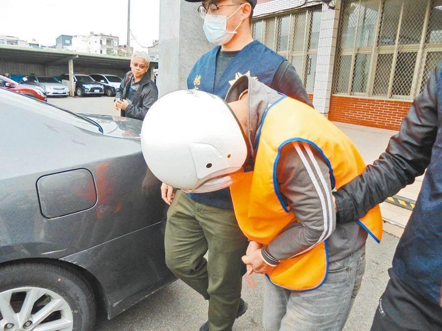 王姓光頭男今年6月在大白天當街擄走14歲女國中生,被依加重強制性交罪重判10年半。(本報資料照)