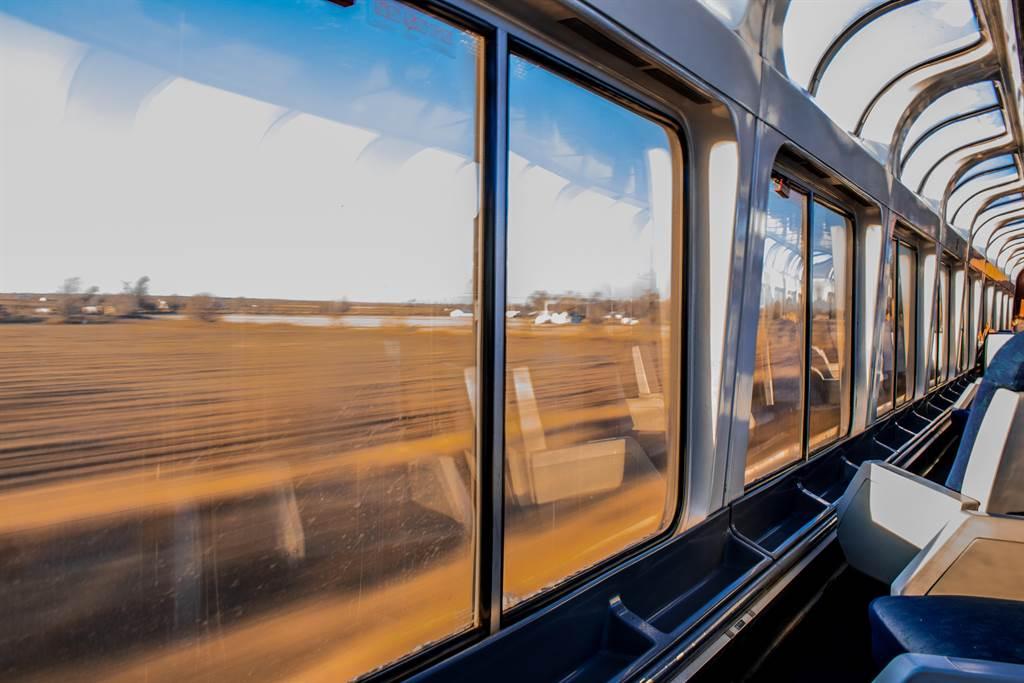 大陸宣布研發出時速400公里的跨國高鐵。(pexels)