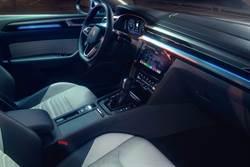由外而內探索新世代的VW工藝美學  一窺全新品牌旗艦Arteon的優雅內裝