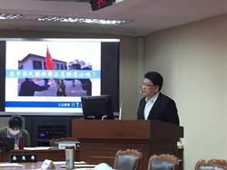 藍委:媒體支持特定政黨或個人是否違法? 官員:言論自由不違法