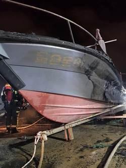 海洋志工遊艇火燒船事件 澎湖地檢署聲押2名嫌犯獲准