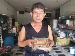玉井隱藏版美食 檳榔攤手工花生糖熱銷16年