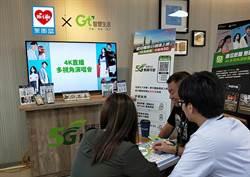 萊爾富攜手亞太電信 打造5G應用體驗門市
