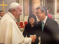 教宗支持同性伴侶 陳建仁:天主教會政策大幅改變