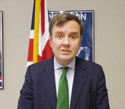 獨家專訪英國貿易部長 台灣風電本土化 英國願出力