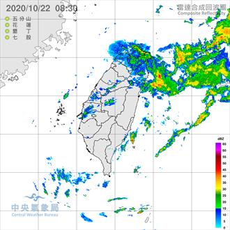 颱風環流雨彈開炸!新北基隆升級大豪雨 北宜豪大雨特報
