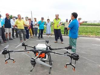 省時省力 台南農改場推廣大豆生產機械化