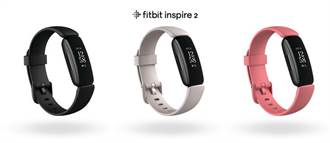 Fitbit全新運動手環Inspire 2 23日上市