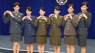 女志願役戰力強過軍事訓練役 綠委建議納入教召