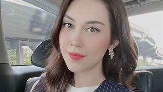 混血女星「疑當小三」搶女神老公被罵翻  提告網友求償天價曝光