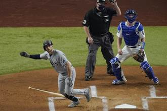 MLB》布蘭登羅雙響炮 光芒6比4勝道奇扳回一城
