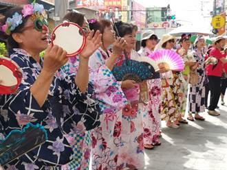 田中女兒遠嫁日本30年 返鄉用東洋風情渲染鄉里