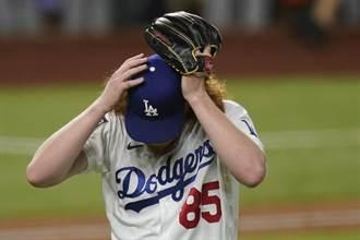 MLB》道奇車輪戰失敗 總教練坦言很冒險