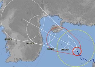 沙德爾轉中颱 環流噴發!4縣市豪大雨特報